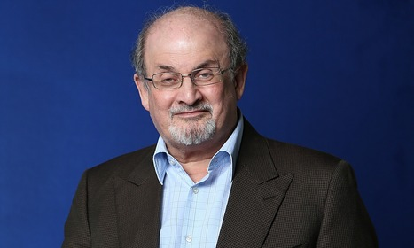 Salman Rushdie wins PEN Pinter prize | Write on.. | Scoop.it