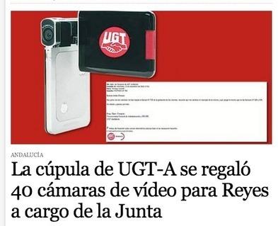 La Razón confunde a la UGT con ETA en uno de sus titulares   Errores en Social Media   Scoop.it