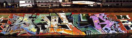 Top 10 famous graffiti artists around the world   Graffiti Art Studio   Scoop.it