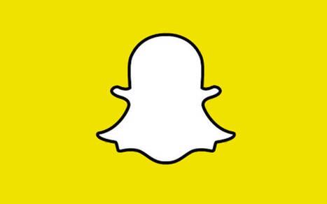 Pourquoi intégrer Snapchat à sa stratégie social media ?   Relation client 2.0   Scoop.it