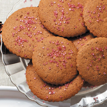 Gingerbread Cookies: Diabetes Forecast | Cookie Making Day Recipes | Scoop.it