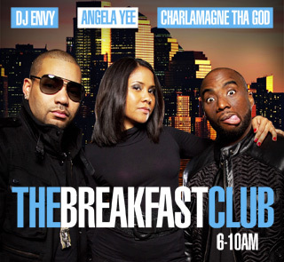 GetAtMe-DJPleasePickUpYourPhone-The Breakfast Club-Power105FM NewYork | GetAtMe | Scoop.it