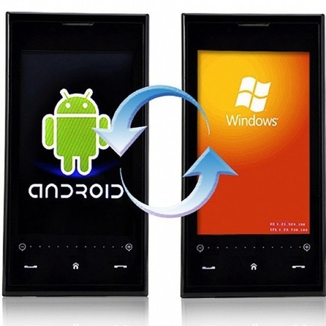Android vs. Windows Phone Video Advert | ADMAREEQ - Quality Marketing and Advertising Campaigns Blog | Marketing&Advertising | Scoop.it