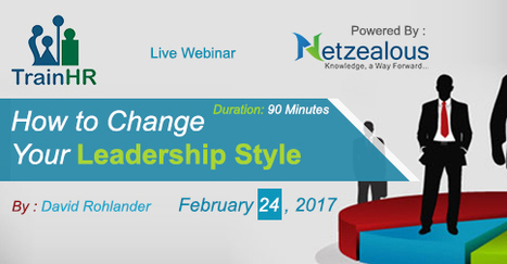 How to Change Your Leadership Style   How can HR prevent bullying by seniors at the workplace?   Scoop.it