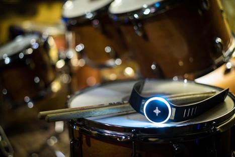 Soundbrenner Pulse, un métronome connecté pour les musiciens | Hightech, domotique, robotique et objets connectés sur le Net | Scoop.it