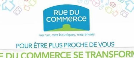 Rue du Commerce s'allie aux enseignes physiques   great buzzness   Scoop.it