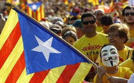 La Catalogne regarde avec envie le référendum pour l'indépendance en Ecosse ' Histoire de la Fin de la Croissance ' Scoop.it