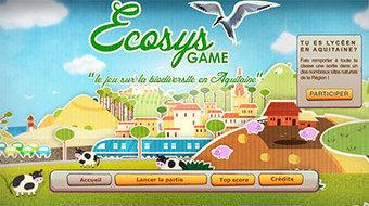 Un serious game pour sensibiliser aux enjeux de la Biodiversité - Agence Française pour le Jeu Vidéo   Jeux serieux   Scoop.it