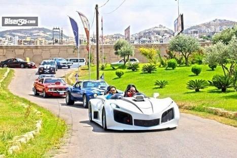 Gallery: American Muscle Cars in Lebanon, Middle East - GTspirit | HotRodLogos.com | Scoop.it