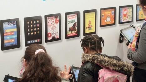 Lancement de la première librairie numérique pour la jeunesse | Le livre numérique est-il une tablette comme les autres | Scoop.it