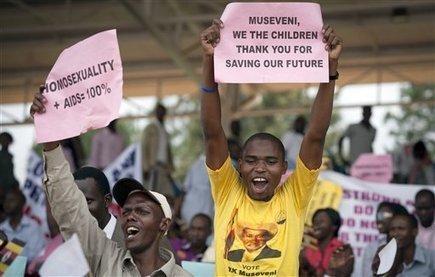 Uganda, evento festeggia leggi anti-gay. Museveni: Punirli è giusto | Gay Italia | Scoop.it