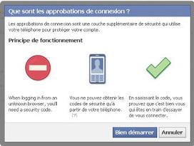 Sécuriser nos comptes en ligne en activant la vérification en deux étapes sur Google, Dropbox, Wordpress, Facebook, Paypal | Une aiguille si…isolée | Scoop.it