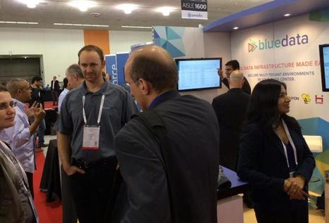 Big data startup BlueData partners with Intel and takes on$20M | Internet of Things - Company and Research Focus | Scoop.it