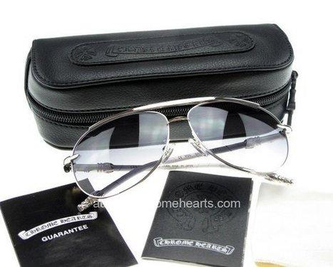 Cheap Chrome Hearts Muncher MSL White Temple Sunglasses Online [Chrome Hearts Sunglasses] - $209.00 : Authentic Chrome Hearts | Chrome Hearts Online | Boutique | Scoop.it