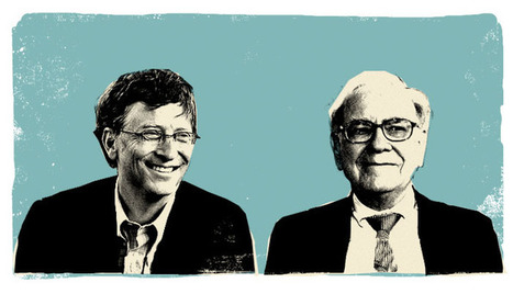 The One-Word Answer to Why Bill Gates and Warren Buffett Have Been So Successful | Higher Education and more... | Scoop.it