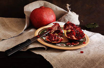 Pomegranates |One Does Not Simply Walk into Mordor | walkinginmordor | Scoop.it