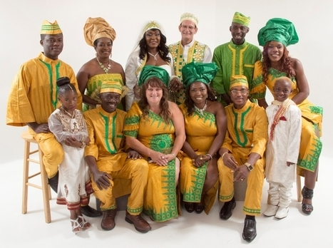 Traditional Wedding Clothes of Nigeria | Aktip Travel, Travel Agency, Cheap Flights | Scoop.it