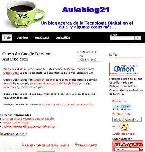Eduteka - Entienda la Web 2.0 y sus principales servicios   EDUDIARI 2.0 DE jluisbloc   Scoop.it