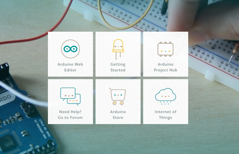 Arduino Blog – Arduino Create is a one stop shop for Makers | Arduino, Netduino, Rasperry Pi! | Scoop.it