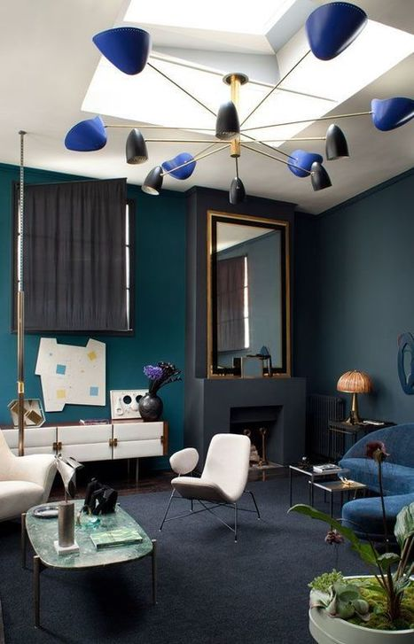 Latest Paint Colors Trends For Living room 2016 | Decoration | Scoop.it