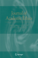 Journal of Academic Ethics  - incl. option to publish open access | AdultEd | Scoop.it