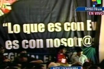 Evo Morales representa un temor para el imperialismo - teleSUR TV | investigadores y docentes de historia | Scoop.it