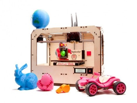 "How 3D Printing Will Change Our World | L'impresa ""mobile"" 