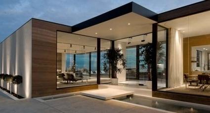 Innovation architecturale le toit en bois pla for Algeco maison individuelle