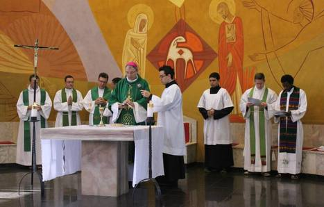 Célébrations   Facebook   Les jeunes du diocèse de Bordeaux aux JMJ de Rio   Scoop.it