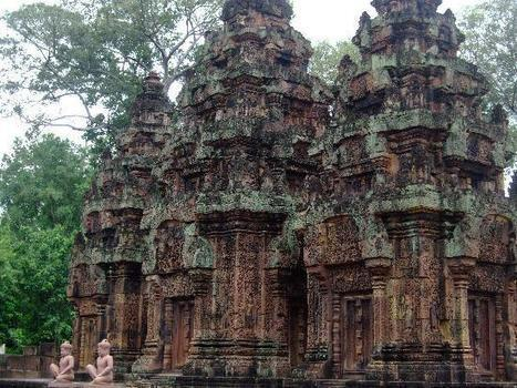 Siem Reap, Angkor Wat joins top 10 tourism cities | cambo | Scoop.it