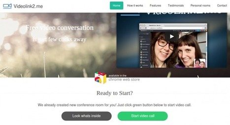 Crear chats y videoconferencias con una url en dos clicks! | Estoy explorando | Scoop.it