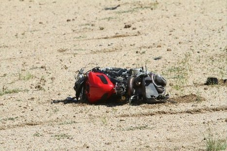First crashed 1199 | Ducati news | Scoop.it