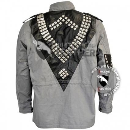 T-800 Terminator arnold schwarzenegger M-65 field jacket | movie leather jackets | Scoop.it