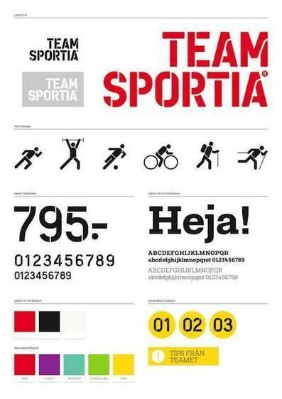 Team Sportia fräschas upp | #Marknadsföring | Scoop.it