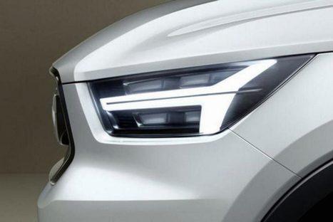 Volvo XC40 : premières images du futur SUV compact Volvo   Volvo Concept   Scoop.it