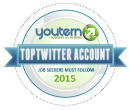 YouTern's Top 50 Twitter Accounts Young Careerists MUST Follow 2015 | Entretiens Professionnels | Scoop.it