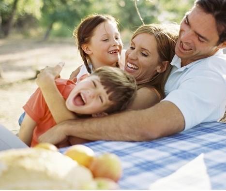 Famille recomposée: les secrets pour être heureux! | Une vie de famille équilibrée | Yoopa.ca | Familles recomposées | Scoop.it