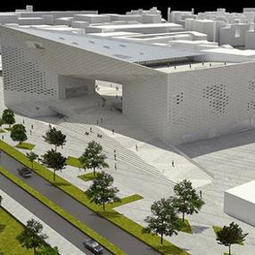 Bordeaux : zoom sur la future Maisonde l'économie créative et de la culture en aquitaine (photos) | BMA - Bordeaux Métropole Aménagement | Scoop.it