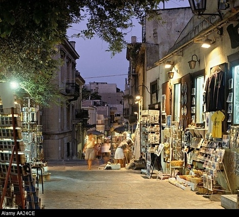 Athens hotspots: top 10 new places to eat, drink and party | Easy Travelers | Scoop.it