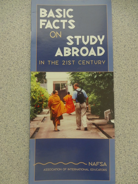 Basic Facts on Study Abroad in the 21st Century | Research Log | Scoop.it
