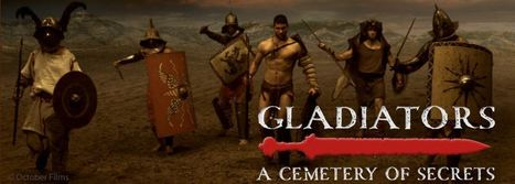 """Exhibition: """"Gladiators: a Cemetery of Secrets"""" at Durham until 31st March 2012 (UK)   Archaeology Travel   Scoop.it"""