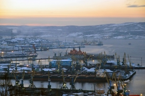 Capacity of Russian Arctic Ports up 60% over next 15 years | Naval Defence | Scoop.it