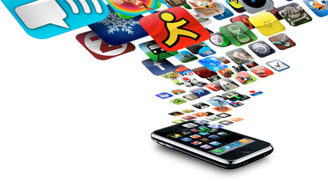 100 Hard-To-Find iPhone Apps For School - Edudemic | Ressources ped | Scoop.it