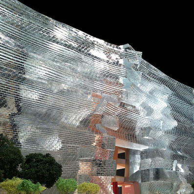 National Art Museum of China competition  entry by Gehry Partners | Architecture | Scoop.it