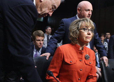 Women and Guns at the Senate Hearings | Women in Politics and Government | Scoop.it