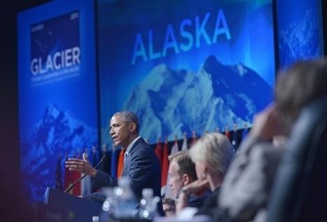 Obama sur le changement climatique: «Nous n'avançons pas assez vite» | SandyPims | Scoop.it