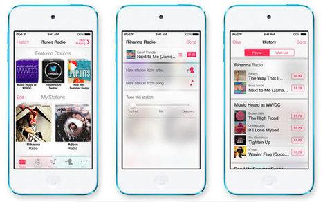 Apple onthult iOS 7 voor iPhone, iPod en iPad: Wat is er nieuw? - Tablets Magazine | innovation in learning | Scoop.it