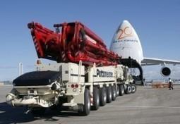 Chiếc máy bơm lớn nhất tới Nhật Bản | Thanh lap doanh nghiep | Scoop.it