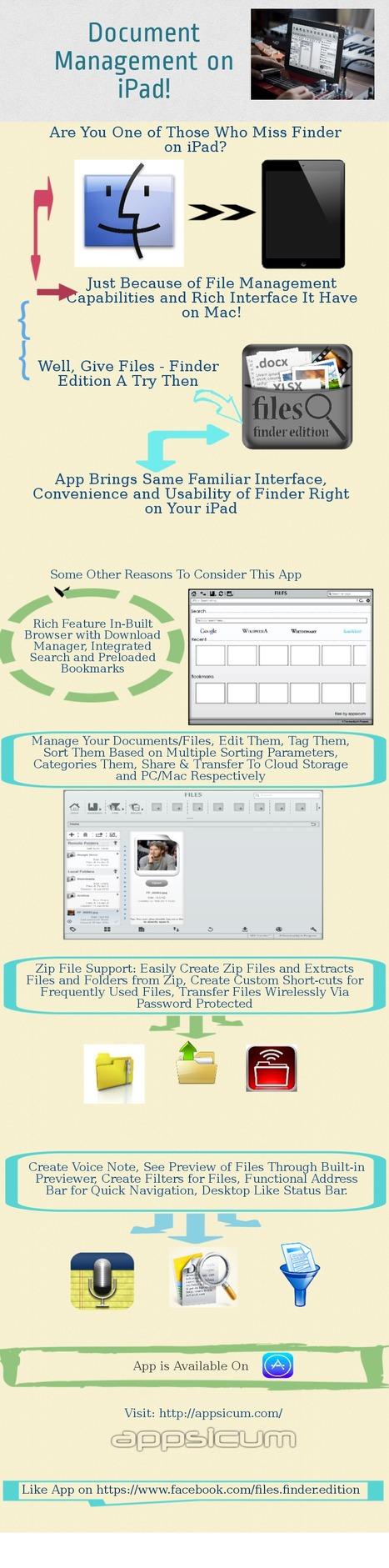 Document Management on iPad With Files - Finder Edition   Appsicum Apps   Scoop.it