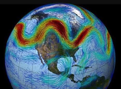 #Greenland's big #meltdown in 2015 wore jet stream's fingerprints changing weatherpatterns in the long run | Messenger for mother Earth | Scoop.it
